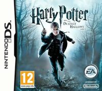 Harry Potter and The Deathly Hallows - Part 1 PAL (Nintendo DS), NEW Adventure