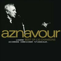 Charles Aznavour - Best of 20 Chansons [New CD] Canada - Import