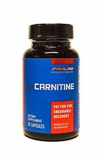 Prolab L-carnitine Fuel Endurance Recovery Dietary Supplement 30 Capsules