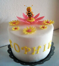 Biene Maja Figur Deko Kuchen Tortenaufleger Zuckerfigur Kindergeburtstag