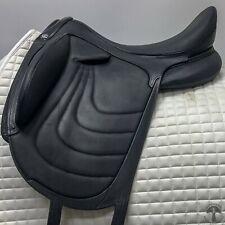 Devoucoux Makila Harmonie 18″ MW Dressage Saddle