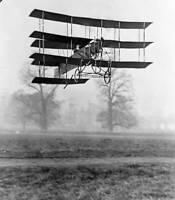 OLD LARGE PHOTO Flight history British Aviation Pioneer Alliott Roe AVRO 1910s 2