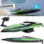 "Pro Boat Sonicwake 36"" Self-Righting Brushless Deep-V RTR Black Boat PRB08032T2"