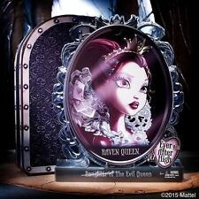 SDCC 2015 Ever After High Evil Raven Queen Exclusive EAH Doll LONG SOLD OUT RARE