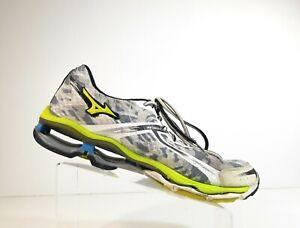 Mizuno Wave Creation 15 Men Running Athletic Sport Salad Gray Shoes Size 14