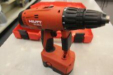 Hilti Uh240 A 24 Volt Cordless Hammer Drill