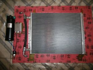 Alfa Romeo 75/Milano/SZ/RZ Air Conditioning Condenser Kit (Parallel Flow)