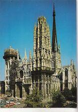 BF28506 rouen 76 sa cathedrale de la fin   france  front/back image