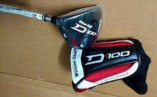*NEW-LEFT* Wilson Golf D-100 #5 fairway Wood w/cover - Matrix Ozik HD5.1 Stiff
