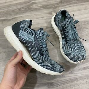 Adidas UltraBOOST X PARLEY Running Shoes Women's Size 9 Carbon Blue DB0641