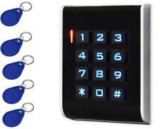 Keypad Codetaster Codeschloss, Codetaster, inkl. Trafo SC23