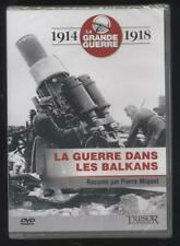 NEUF DVD LA GUERRE DANS LES BALKANS raconté par Pierre Miquel documentaire 14-18