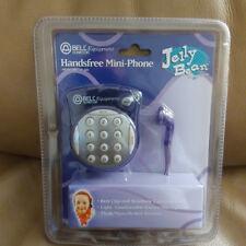 Handsfree Mini-Phone Jelly Bean New by Bell Equipmentb Sonecor Model Jb-50