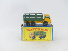 Matchbox Lesney Series 1-75 # 4 Camion Stake truck  NM/Boite (#A10)