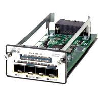Cisco C3KX-NM-10G Network Module 2x1Gb + 2x1/10Gb Ports Catalyst 3750-X / 3560-X