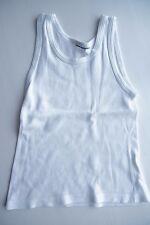 Jungen Unterhemd von Kanz ohne Nähte Gr. 104 reine Baumwolle weiß und gepflegt