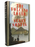 Susan Sontag THE VOLCANO LOVER  1st Edition 4th Printing