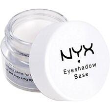 NYX Eye Shadow Cream Base Primer[Color:White] 100x More Vivid 0.21oz