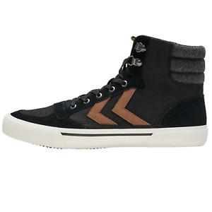 Hummel Stadil High Winter Unisex Sneaker Boot Sportschuhe schwarz 212973 2001