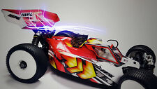 Max Magma Fireball Alettone Lexan HD per Mugen Losi Kyosho Associated xRay HB