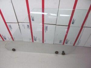 FRONT DOOR WINDOW GLASS LH 1971-1976 GM FULL SIZE 4 DOOR SEDAN OR WAGON 71CW1-M1