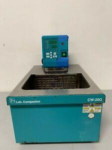 JEIO Tech Lab Companion CW-20G Circulator Water Bath 120V