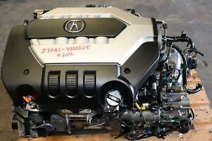 2011 2012 Acura RL 3.7L J37A2 VTEC Engine 6 Speed AWD Automatic Transmission