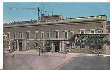Malta Postcard - Royal Palace    ZZ2220