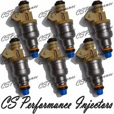 OEM Fuel Injectors Set for Ford (6) F47E-A2E Rebuilt & Flow Matched in the USA!