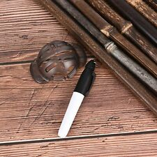 Golf Ball Line Marker Tool Stamp Template Drawing Marks Alignment w/pen