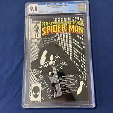 Peter Parker The Spectacular Spider-man  #101 CGC 9.8 Marvel 1985 Bryne