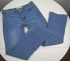 Levis 515 Womens Cotton Blend Boot Cut Jeans sz 8M