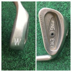Ping Eye 2 PW   (Pitching Wedge) Black Dot   Very Good Condition Serial #B16411