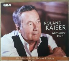 Roland Kaiser - Alles Oder Dich (Limited Super Deluxe Edition) CD NEU & OVP