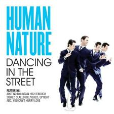 HUMAN NATURE DANCING IN THE STREET CD NEW