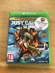 Xbox Just Cause 3 Game