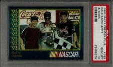 1993 Maxx Premier Plus #189 Dale Earnhardt & Sons (Jr XRC) PSA 10 GEM MINT POP 1