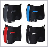 Herren Badehose Badeshorts Boxer Shorts Gr S-8XL