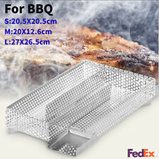 Maze BBQ Pellet Smoker Hot & Cold Smoke Generator Grill Wood Dust Smoking Tool