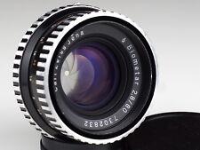 BIOMETAR 2.8/80 PENTACON SIX lens CARL ZEISS JENA front CAP