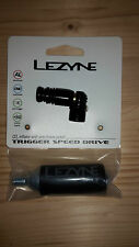 Lezyne TRIGGER SPEED DRIVE CO2 black