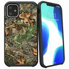 For Apple iPhone 11 6.1 Protective Shell Hybrid Slim Case