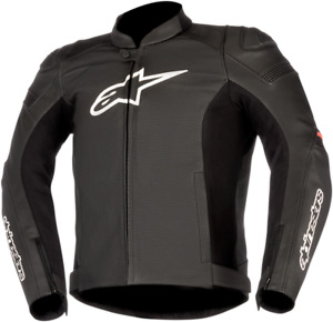 Alpinestars SP-1 Airflow Leather Jacket Size 54 Black/Red