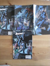 BATMAN 619. FINAL HUSH CHAPTER. LOEB & JIM LEE. HUGE OPENING GATEFOLD COVER.2003