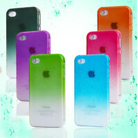 3D Water Raindrop Ultra Thin Plastic Hard Back Case Cover For iPhone 4 G 4GS 4S