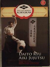 HIDEN MOKUROKU  OF DAITO RYU AIKJUJUTSU, IKKAJO series