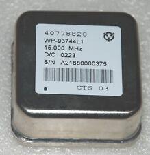 NEW 15MHz CTS WP-93744L1 Oscillator OCXO