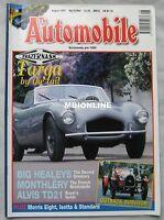 The Automobile 08/1997 featuring Austin Healey, Frazer Nash, Standard, Alvis