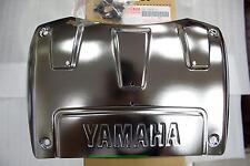 [MOS] YAMAHA ZUMA / BWS X 125 Genuine CHROME CHASSIS PROTECTOR
