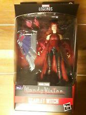 Marvel legends Wanda Vision Scarlet Witch